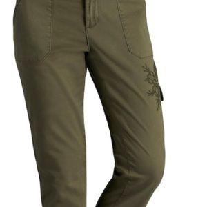 df1369a9 Lee Pants - Women's LEE Mid-rise Capri Crop Pants